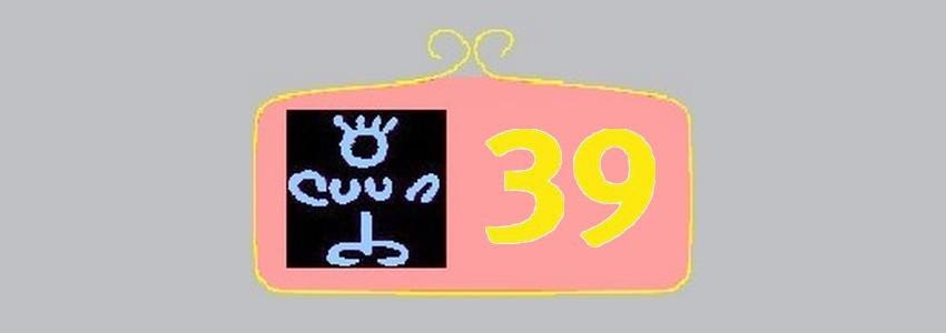 Pointure 39